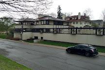 Frank Lloyd Wright's Westcott House, Springfield, United States