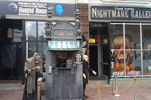 Count Orlok's Nightmare Gallery, Salem, United States