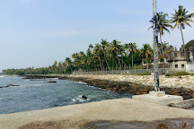 Thirumullavaram Beach, Kollam, India