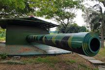 Johore Battery, Changi, Singapore