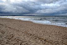 Brzezno Beach, Gdansk, Poland