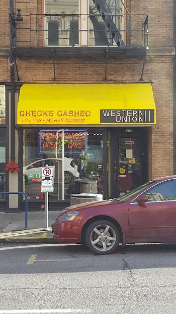 Check Cash Western Union Payday Loans Picture