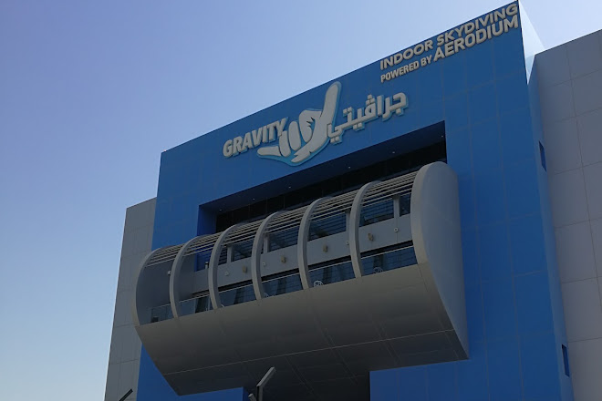 Visit Gravity Indoor Skydiving on your trip to Manama or Bahrain