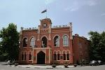 Azerbaijan State Agrarian University (Main Corpus/ Bash Bina) на фото Гянджи