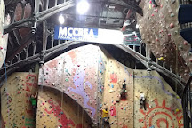 Glasgow Climbing Centre, Glasgow, United Kingdom