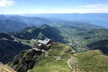 Station de Ski Bernex Dent d'Oche, Bernex, France