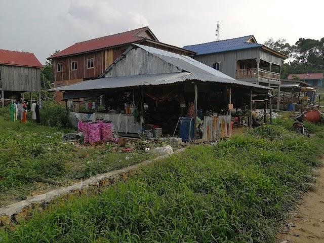 Koh Rong Samloem Village