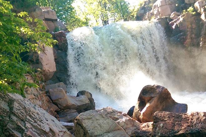 Winnewissa Falls, Pipestone, United States