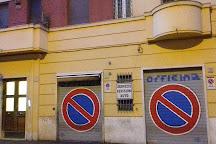 Mercato dei Fiori, Rome, Italy