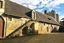 Chateau de Montreuil-Bellay, Montreuil-Bellay, France