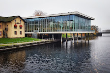 Halmstad Stadsbibliotek, Halmstad, Sweden