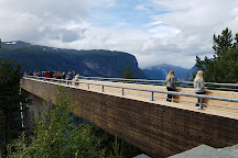 Stegastein Lookout, Aurlandsvangen, Norway