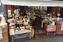 Hida-Takayama Miyagawa Morning Market, Takayama, Japan