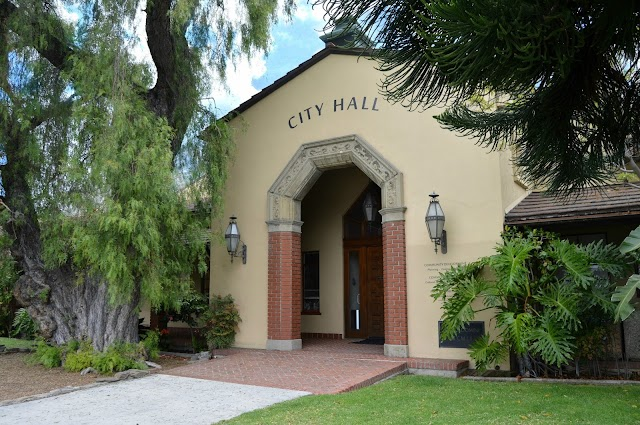 Laguna Beach City Hall