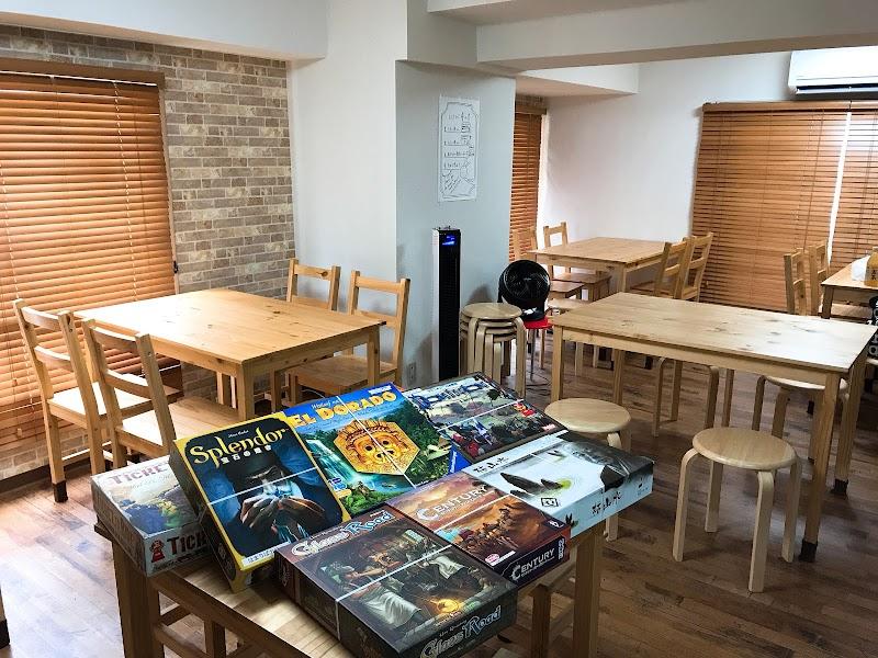 はまりばカフェ/横浜のボードゲームカフェ