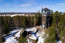 Kirkkovuori Nature Observation Tower, Karstula, Finland