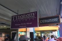 Diamonds International, Nassau, Bahamas
