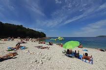 Ambrela Beach, Pula, Croatia