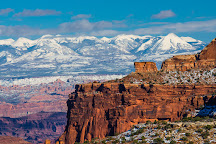 Shafer Canyon Overlook, Canyonlands National Park, United States