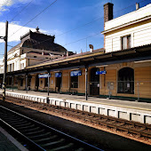 Железнодорожная станция  České Budějovice