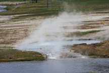 Midway Geyser Basin, Yellowstone National Park, United States