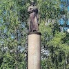 Сквер у памятника Дзержинскому, улица Дзержинского на фото Ижевска