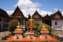 Wat Mai Suwannaphumaham, Luang Prabang, Laos