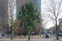 Traffic Light Tree, London, United Kingdom