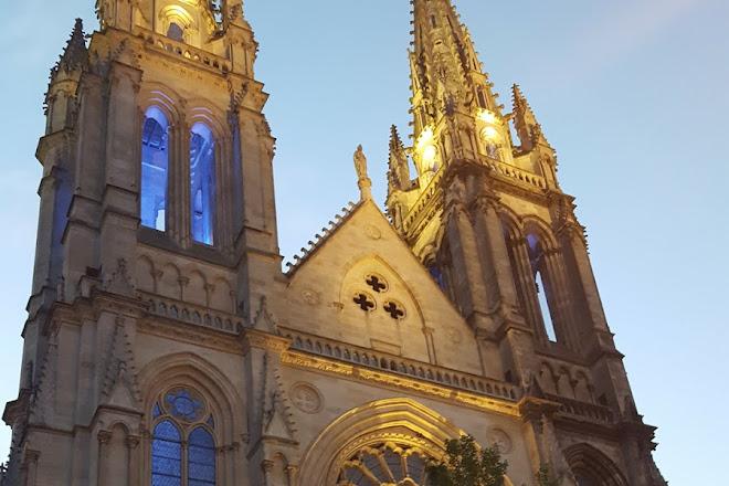 Eglise St Louis des Chartrons, Bordeaux, France