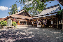 Yoshimizu Shrine, Yoshino-cho, Japan