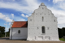 Mygdal Kirke, Hjorring, Denmark