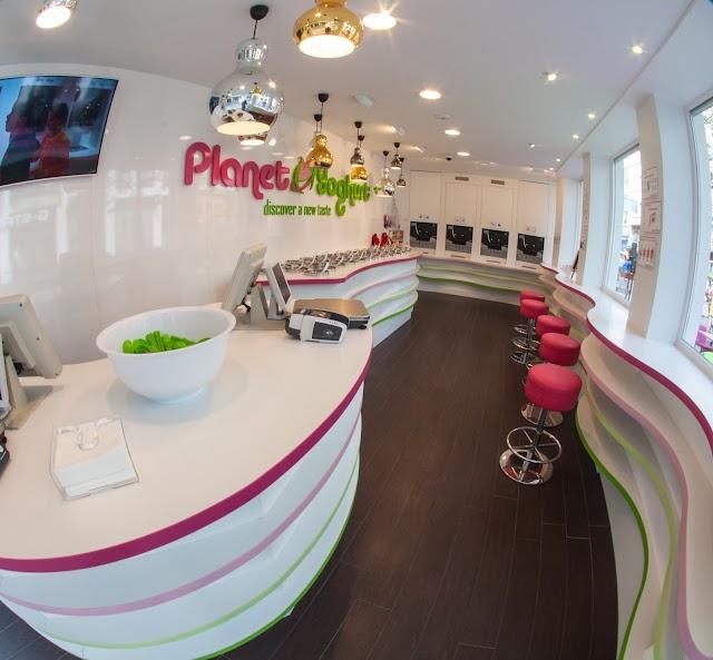 Planet Yoghurt - Planet Pasta Oostende