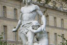 Square d'Ajaccio, Paris, France