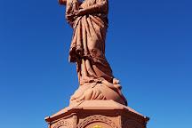 Statue de Notre Dame de France, Le Puy-en-Velay, France