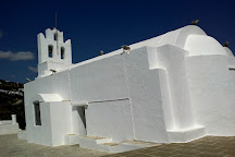Chrisopigi Monastery, Sifnos, Greece