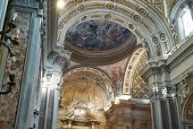 Chiesa di San Nicola da Tolentino, Rome, Italy