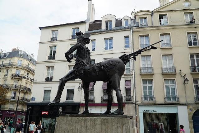 Le Centaure de Cesar