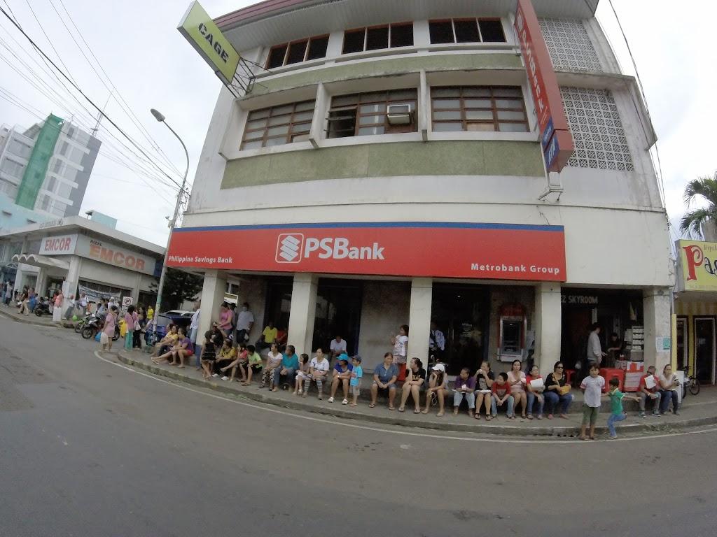 PSBank, Dipolog City — Garcia Street, phone (065) 212 2927