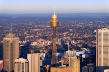 Sydney Tower Eye and Skywalk, Sydney, Australia