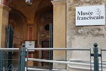 Musee Franciscain, Nice, France