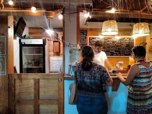 Tierra Mia Juice & Coffee
