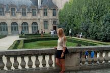 Hotel de Sully Garden, Paris, France