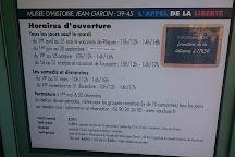 Musee d'Histoire Jean Garcin: 1939-1945, Fontaine de Vaucluse, France