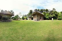Daizen Shrine No Stage, Sado, Japan
