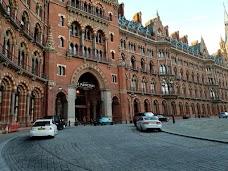St. Pancras Renaissance Hotel London london
