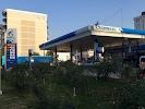 "АЗС №10 ""Газпром"", улица Шопокова на фото Бишкека"