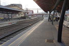 Станция  Drammen stasjon