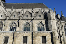 Collegiale Sainte-Waudru, Mons, Belgium
