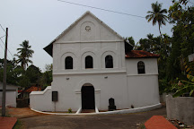Jew's Synagogue, Chendamangalam, India
