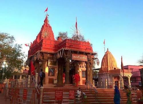 Shaktipeeth Maa Harsiddhi temple